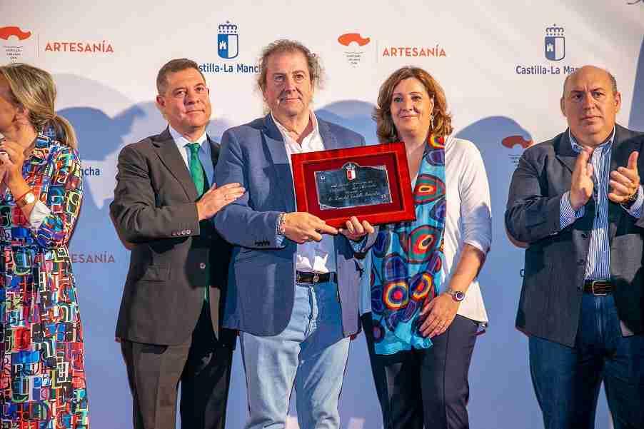Castilla-La Mancha alcanza los 134 maestras y maestros artesanas entregando doce nuevos títulos en la 39 edición de FARCAMA 1