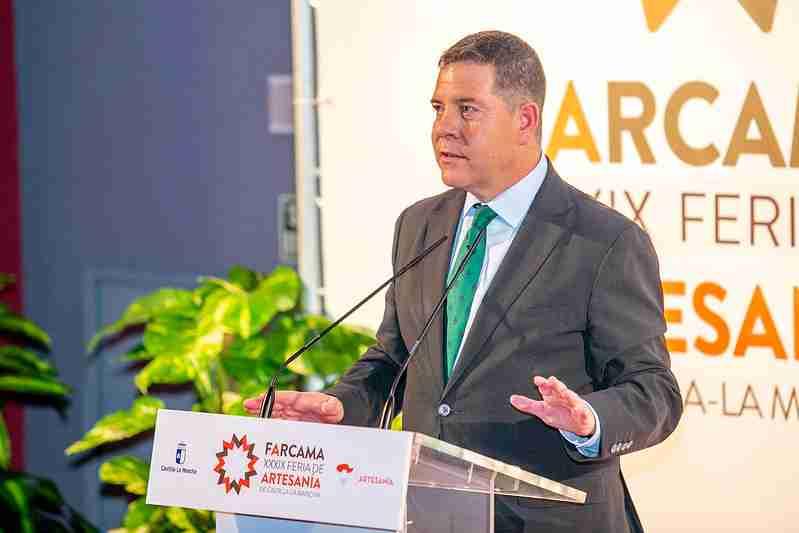 """El presidente regional destacó """"la cultura del pacto"""" como elemento del éxito y habló del ejemplo de FARCAMA 1"""