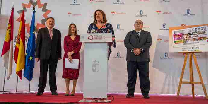 195 expositores participarán en la 39 edición de la Feria de Artesanía de Castilla-La Mancha, FARCAMA, con impulso internacional 1