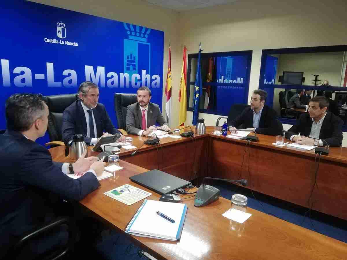 El Gobierno de Castilla-La Mancha y la Comunidad de Madrid refuerzan su colaboración en materia de incendios forestales 1