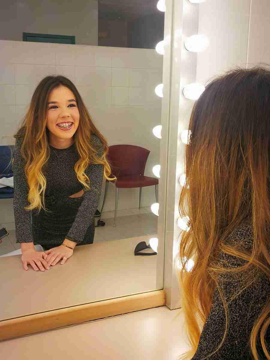 "Irene Santos, cantante de Ugena, admitida en la final española del ""Tour Music Fest – The European Music Contest"" 2"