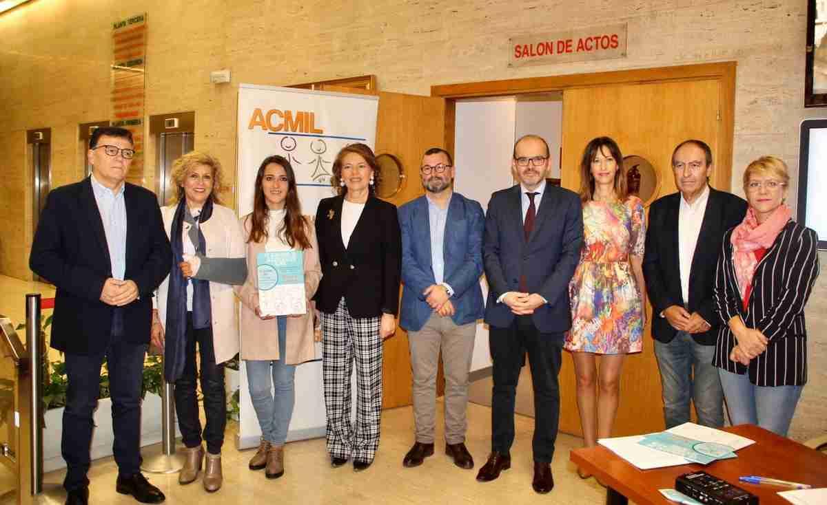 El Gobierno regional asistió a la inauguración de las VII Jornadas de Sensibilización de ACMIL 'CREER Y CRECER' 1