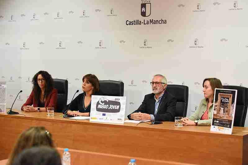 Los Museos Sefardí y El Greco participan del programa europeo 'Museo Joven 2019' 1