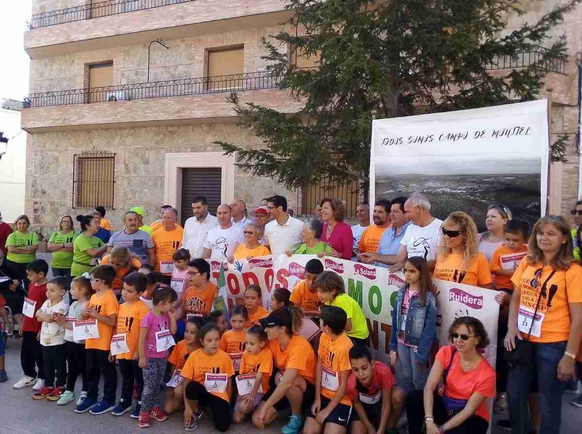 El Gobierno apoya el II encuentro 'Todos somos Campo de Montiel'y la importancia del olivar en la pervivencia del medio rural 2