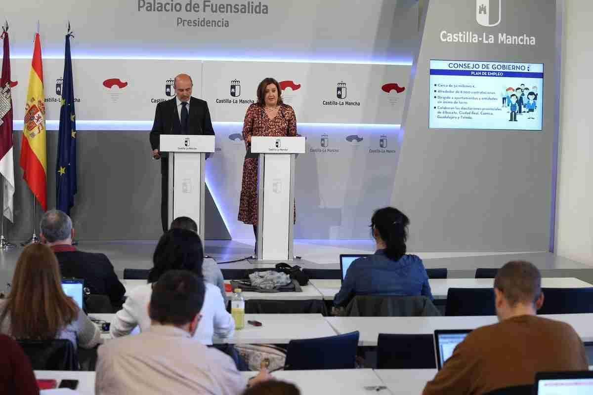 La tasa de paro en Castilla-La Mancha cayó hasta el 16,10 por ciento, la más baja de un tercer trimestre en 11 años según la EPA 1