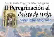 peregrinacion al cristo de urda