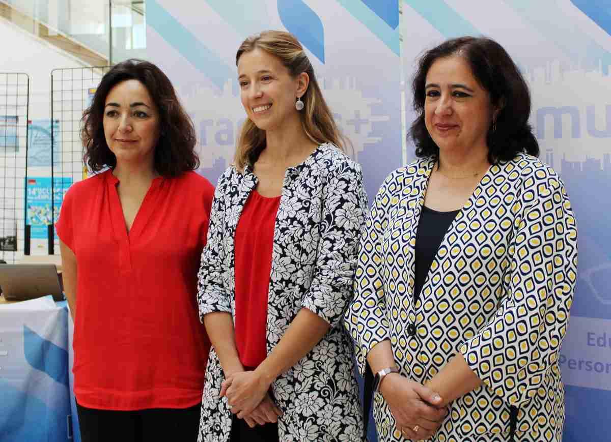 El Gobierno regional destacó los programas Erasmus+KA2 como oportunidad para internacionalizar las instituciones y el intercambio de buenas prácticas formativas 2