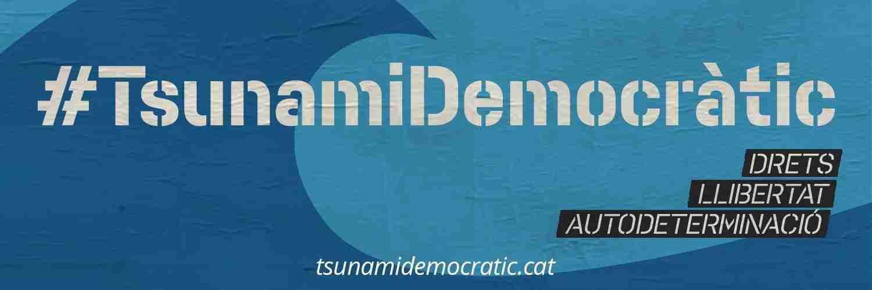 """¿Qué es """"Tsunami Democràtic""""? 3"""