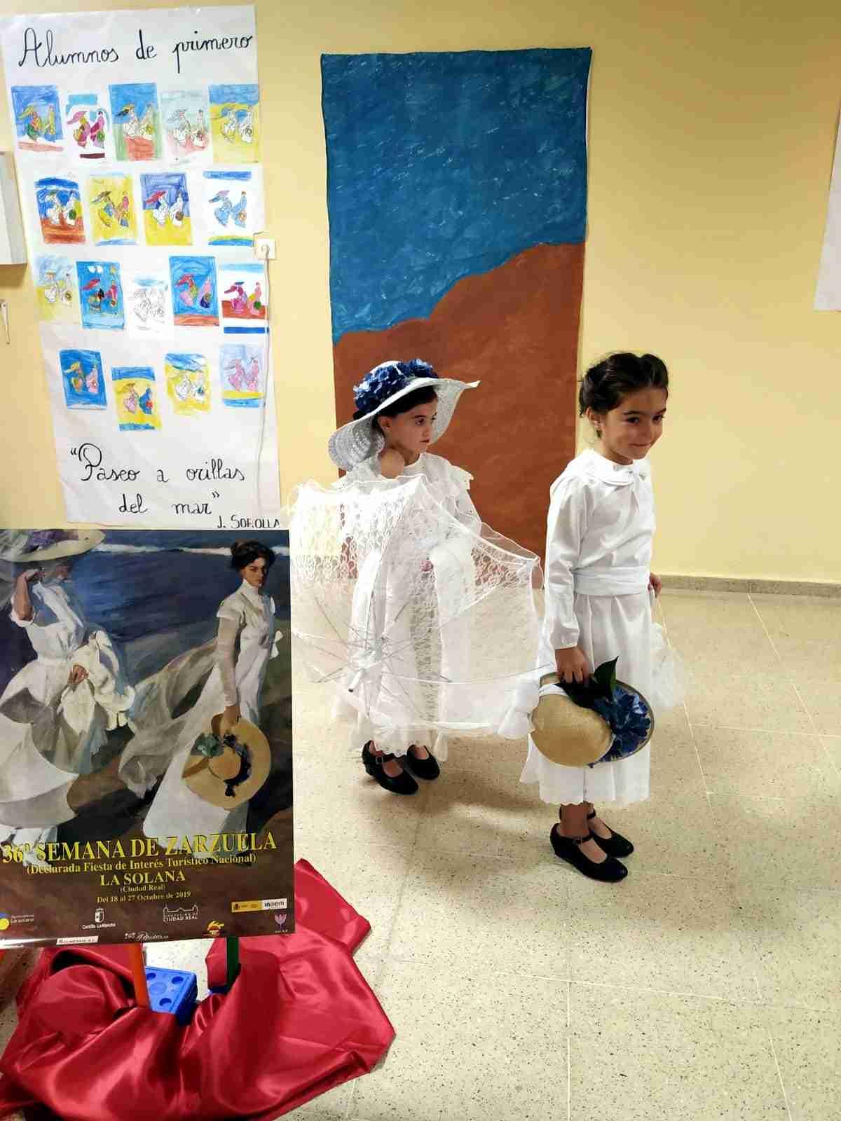 Hubo cerca de 9.000 espectadores en la Semana de la Zarzuela de la Solana, nuevo éxito de la Fiesta de Interés Turístico Nacional 6