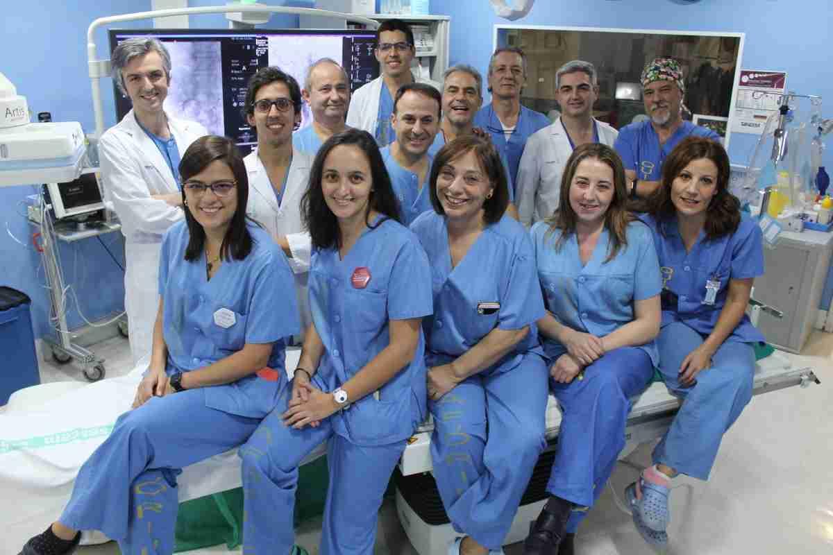 100.000 pacientes atendidos en unidad de radiologia del hospital de toledo