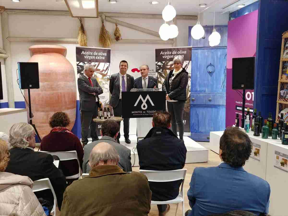 DOP Montes de Toledo presentó a medios madrileños su AOVE de nueva cosecha con calidad excepcional 2