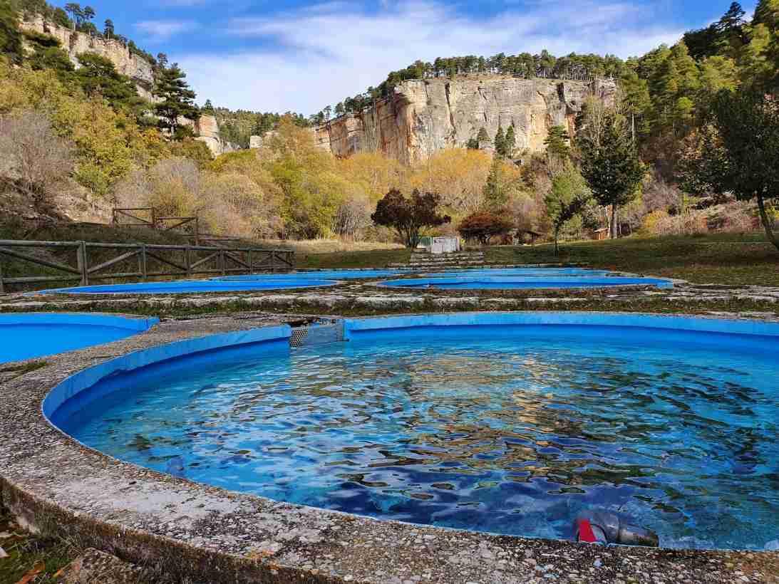 El Gobierno de Castilla-La Mancha celebra el Día de la Acuicultura con una jornada de puertas abiertas en la Piscifactoria regional y el Centro de Interpretación de Uña (Cuenca) 1