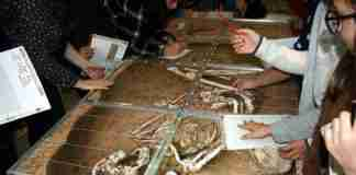 taller conociendo a nuestros antepasados a traves de sus herramientas