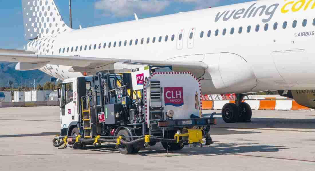 CLH Aviación comienza a operar en el aeropuerto de Ciudad Real 3