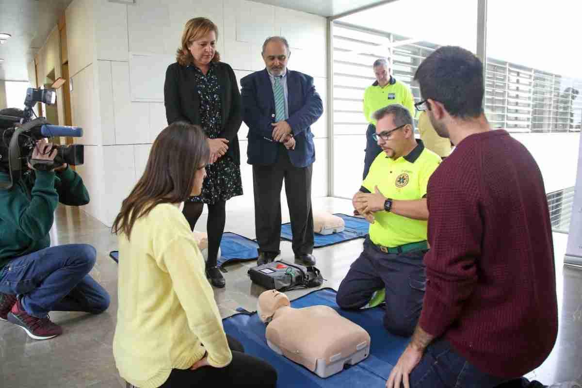 cursos de reanimacion cardiopulmonar para docentes