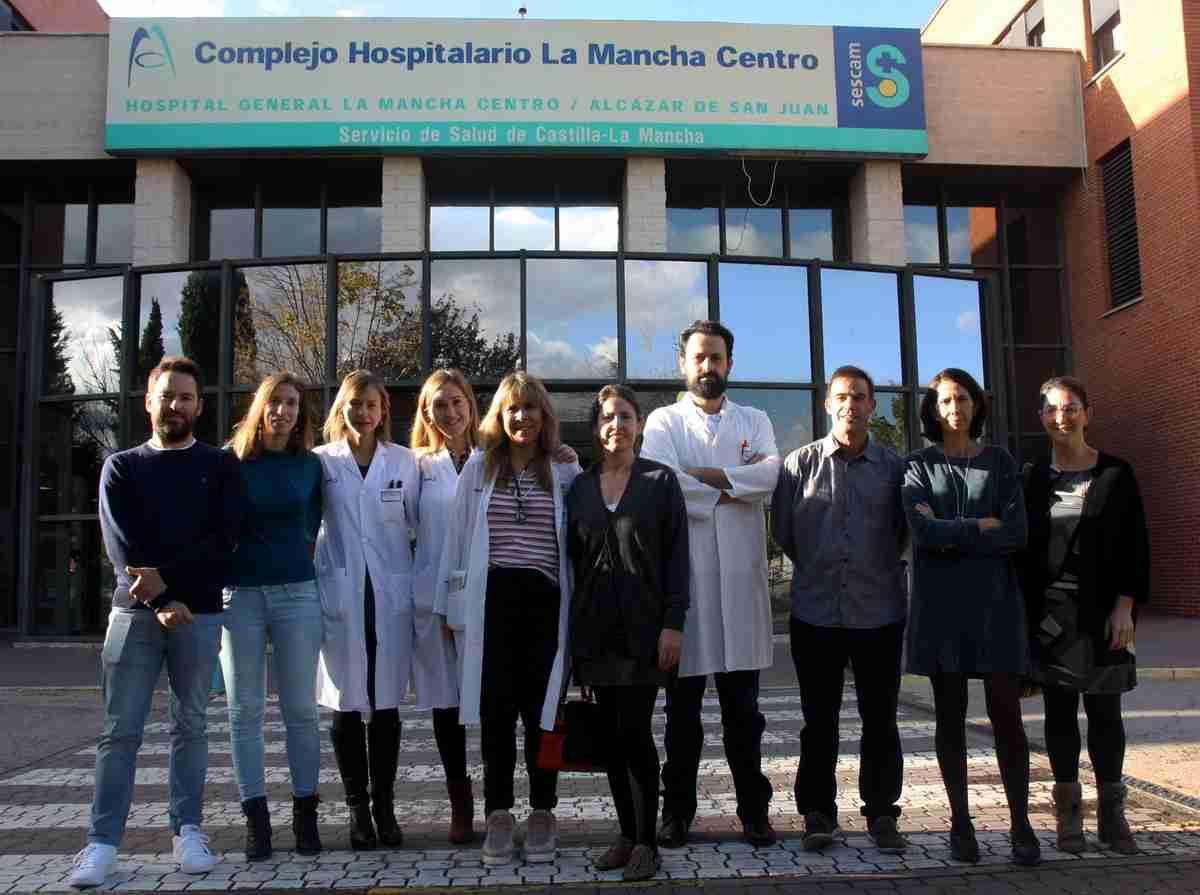 Más de 30 profesionales sanitarios avanzan sobre enfermedades infecciosas en el Hospital Mancha Centro 1