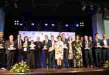 entrega de los premios cope ciudad real 2019