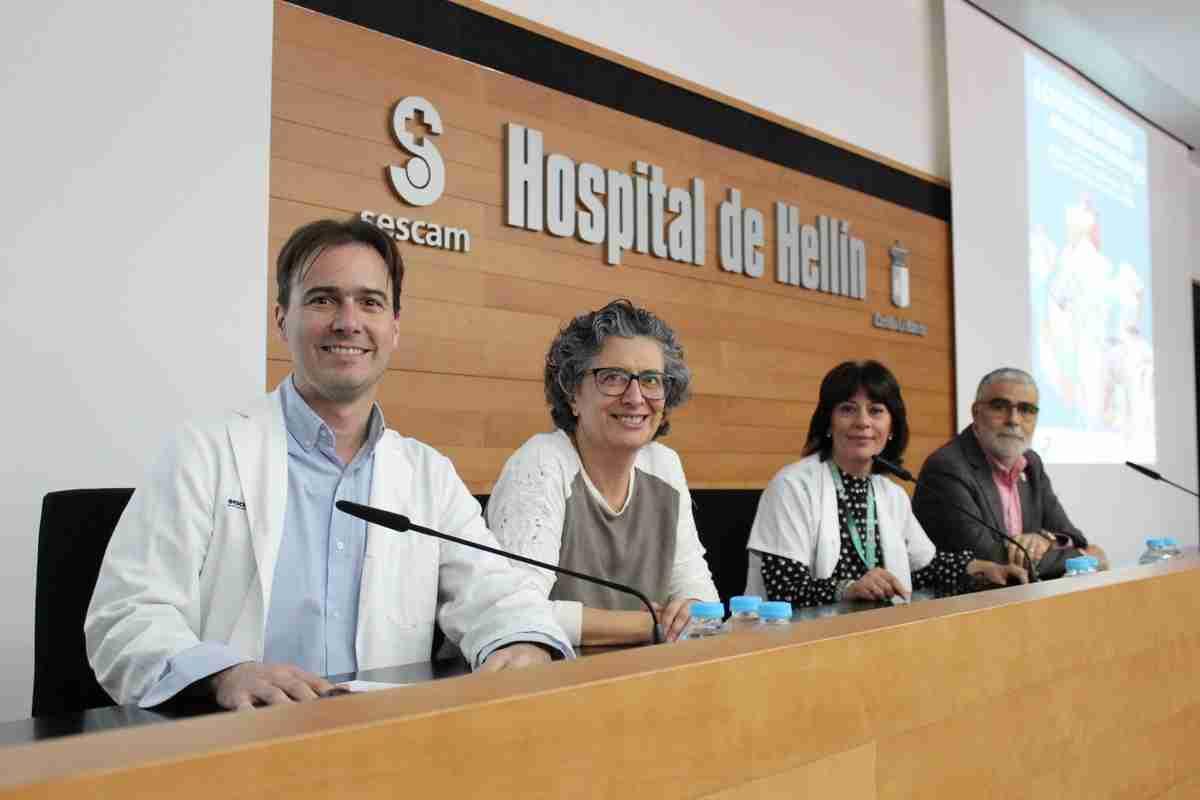 El Gobierno regional promueve estrategias sanitarias para realizar un abordaje integral de la cronicidad 1