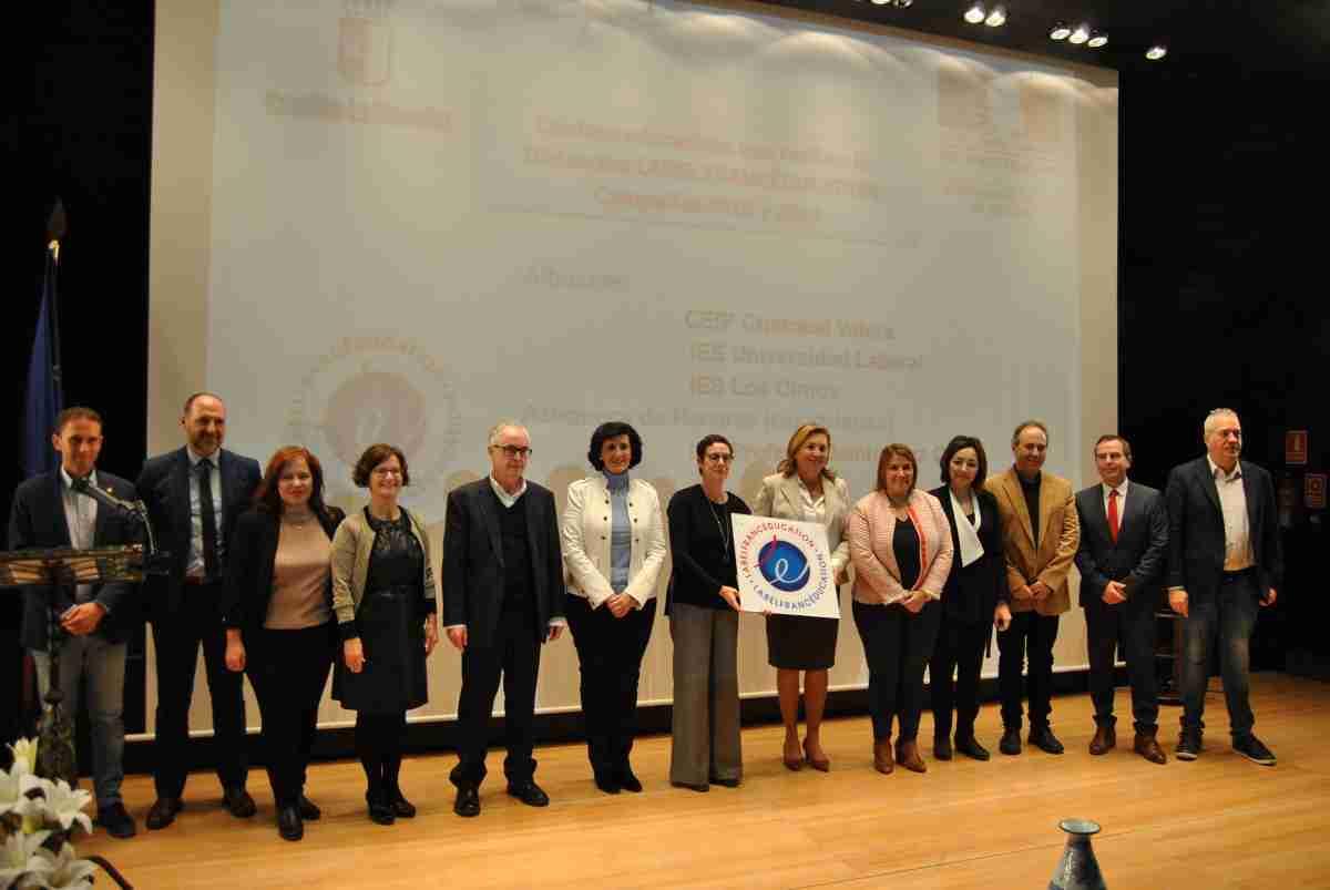 francia entrega sello de calidad a centros educativos de castilla la mancha