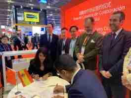 gobierno clm trabaja en promocion y comercializacion azafran de la mancha en china
