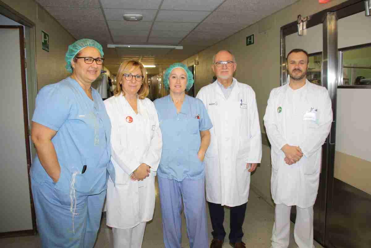 hospital virgen de la salud incorpora cirugia pediatrica