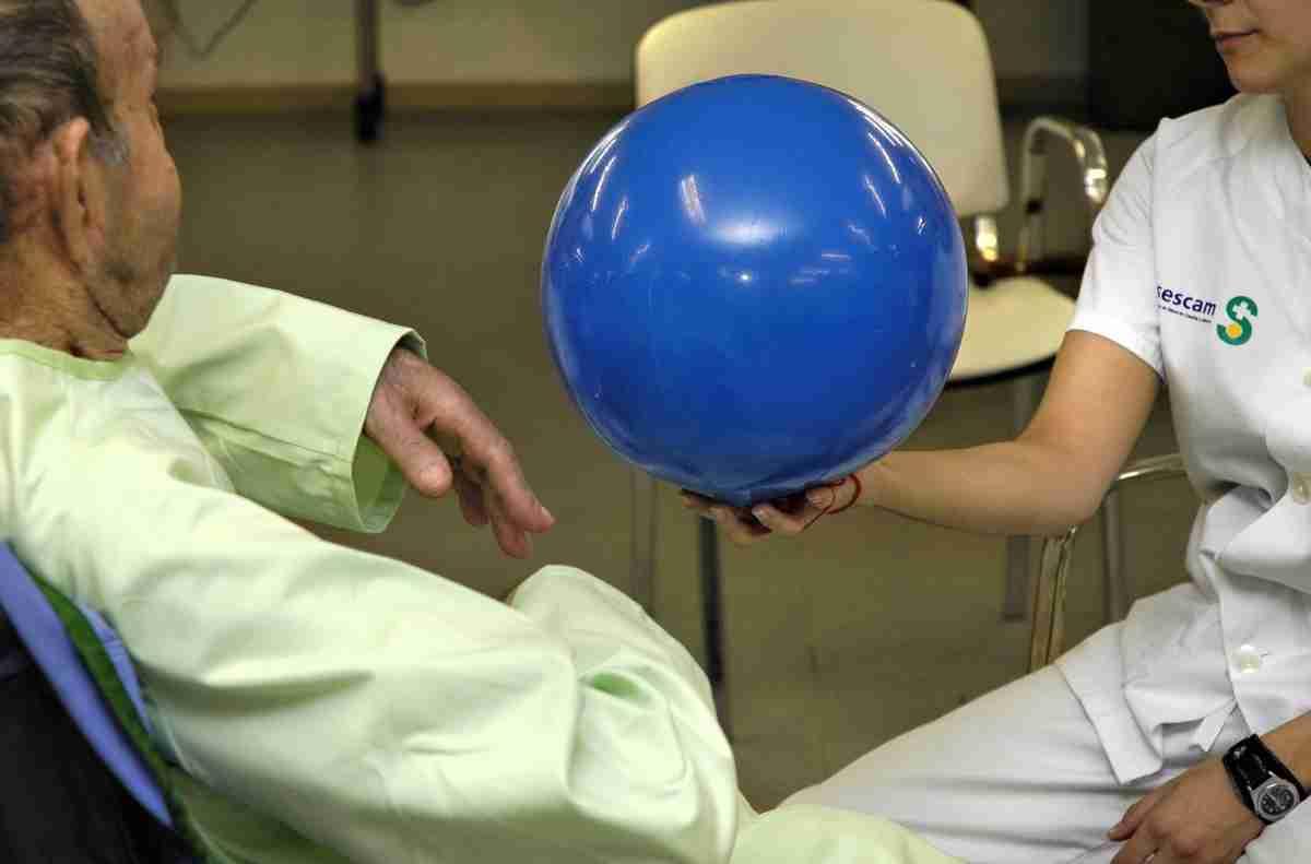jornada de la sociedad espanola de rehabilitacion geriatrica