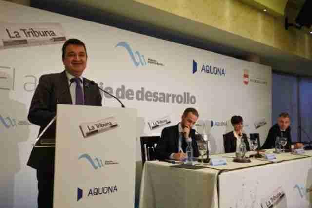 Castilla-La Mancha convocará la Mesa del Agua en diciembre para elegir la posición de la región frente al Pacto Nacional del Agua 1