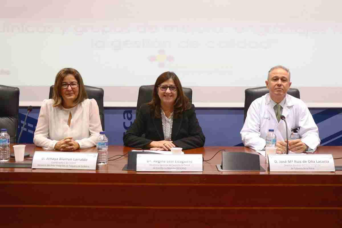 La nueva Estrategia de Seguridad del Paciente en Castilla-La Mancha permitirá una atención de mayor calidad para la población 2
