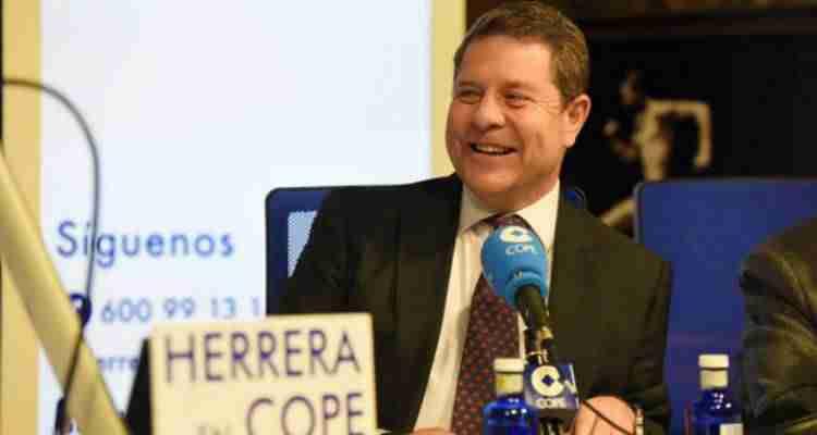 El presidente regional asiste en Toledo a la entrega de los IX Premios COPE Castilla-La Mancha 1