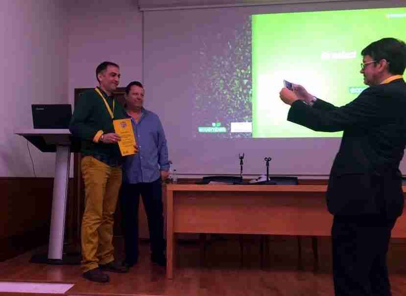 RSU Medio Ambiente consigue el primer premio en el Concurso de ideas para mejorar los procesos en las plantas de gestión de resíduos 7