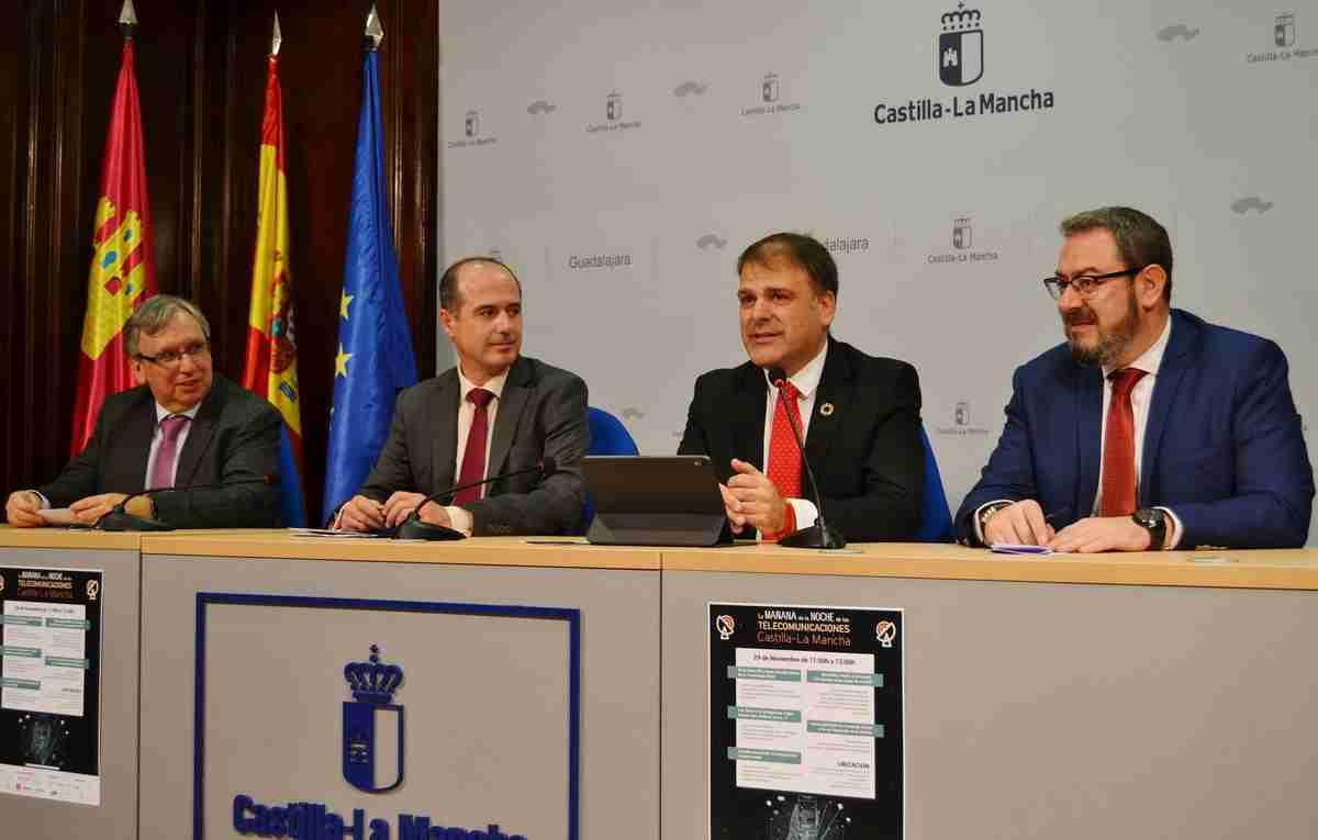 El Gobierno regional aborda el desarrollo de las telecomunicaciones para fomentar la igualdad de oportunidades 2