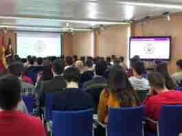 universitarios visitan colegio oficial de ingenieros industriales de madrid en ciudad real