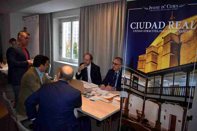 "II Foro ""Invest in Cities"""