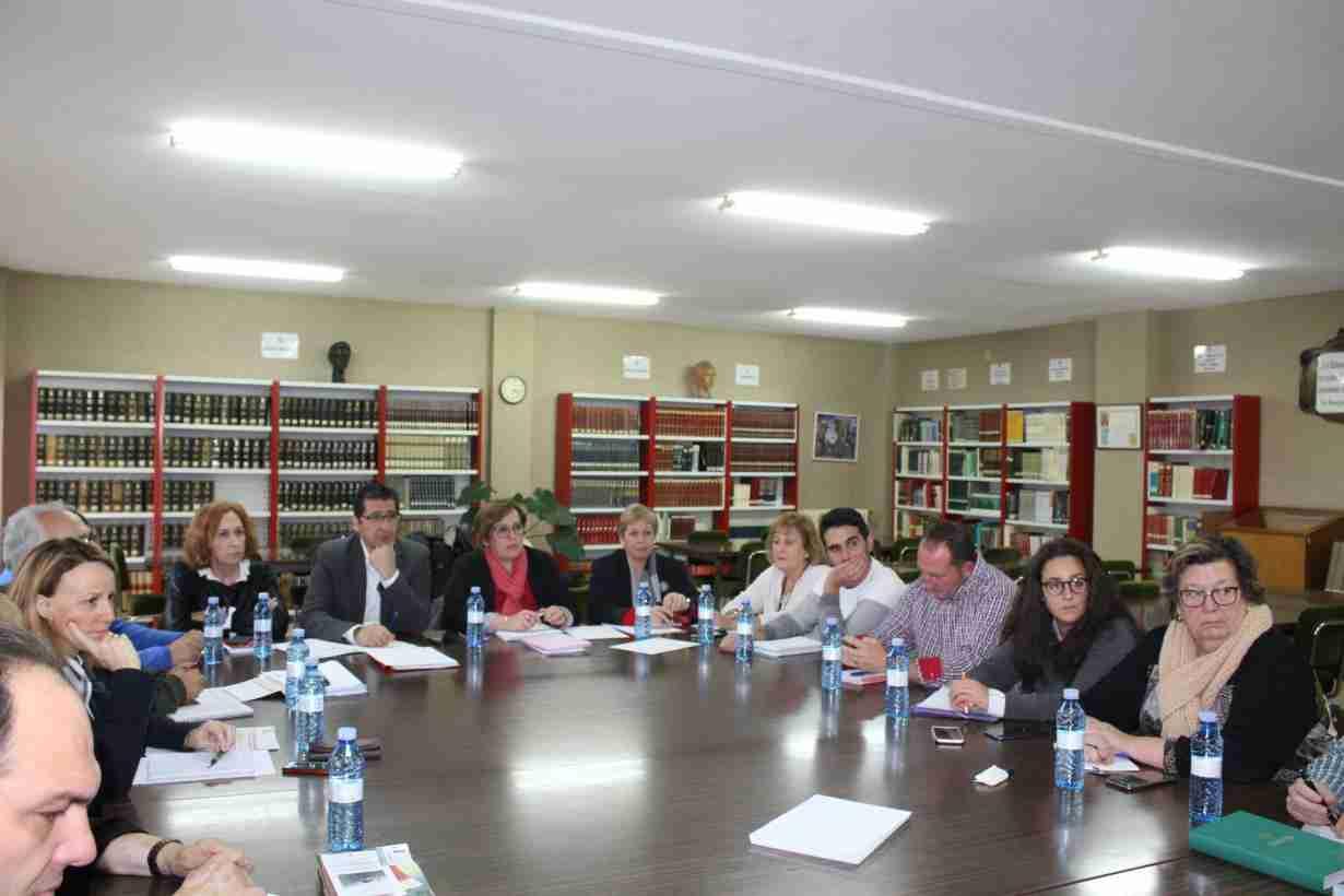 Junta, Diputación y Gobierno central trabajan en conjunto para impulsar la Comarca de Almadén 1