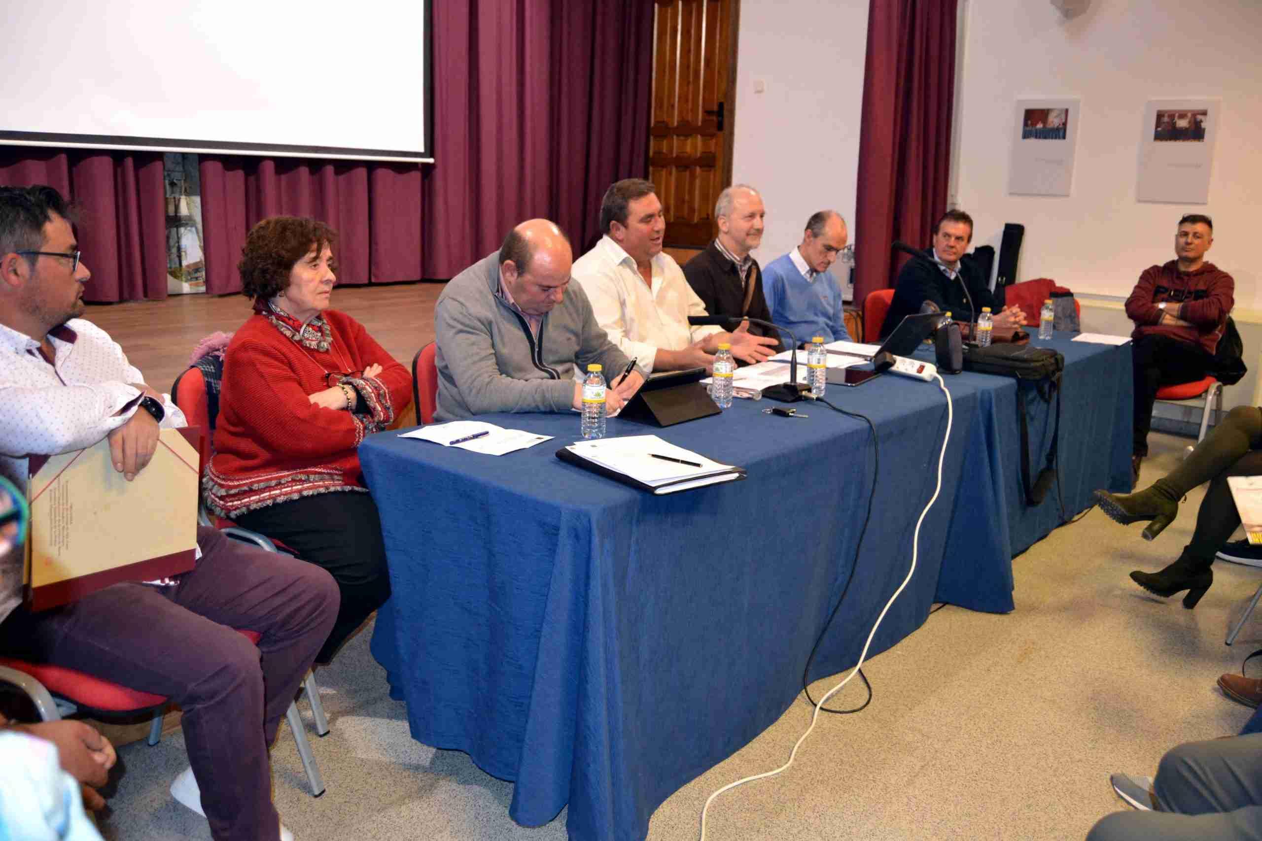 La Asamblea del Alto Guadiana Mancha hace balance de los proyectos tramitados y su estado de ejecución hasta la fecha 11