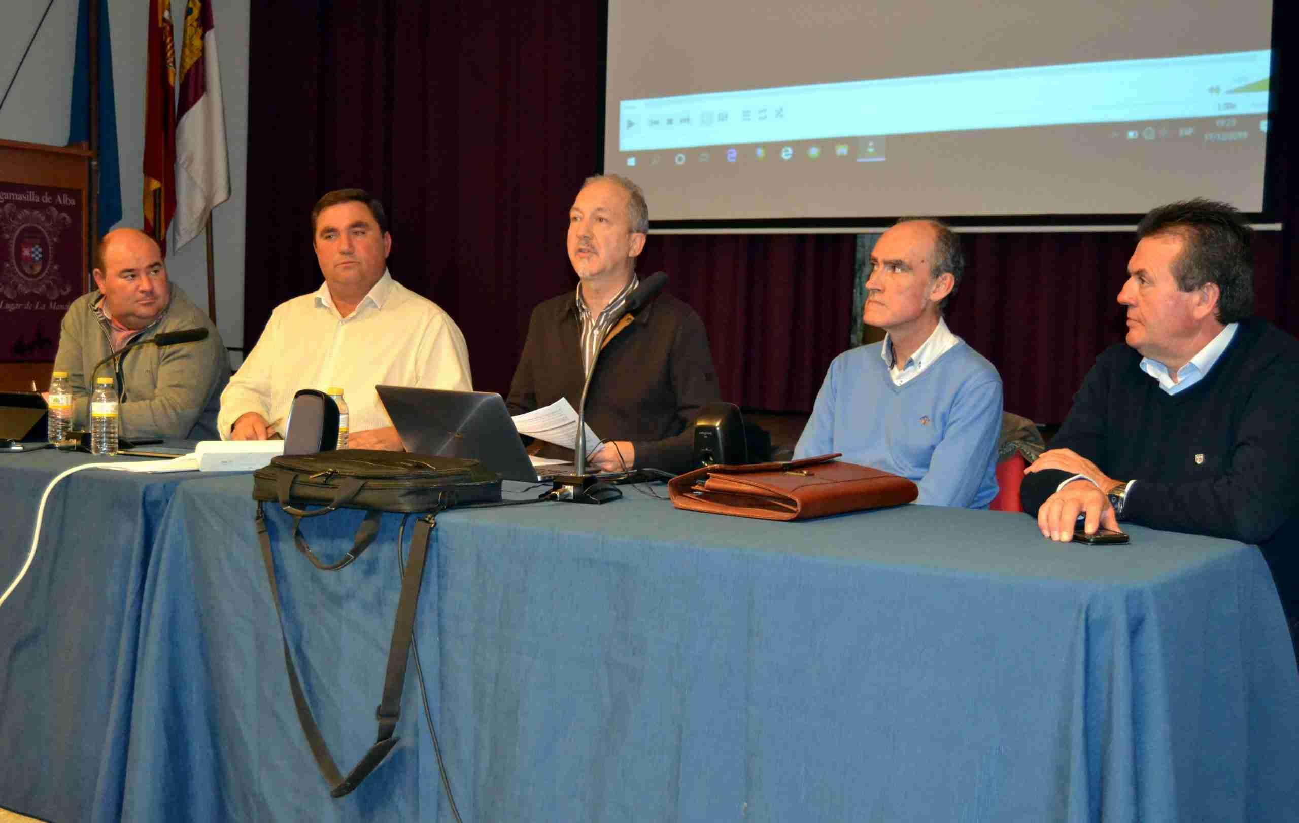 La Asamblea del Alto Guadiana Mancha hace balance de los proyectos tramitados y su estado de ejecución hasta la fecha 10