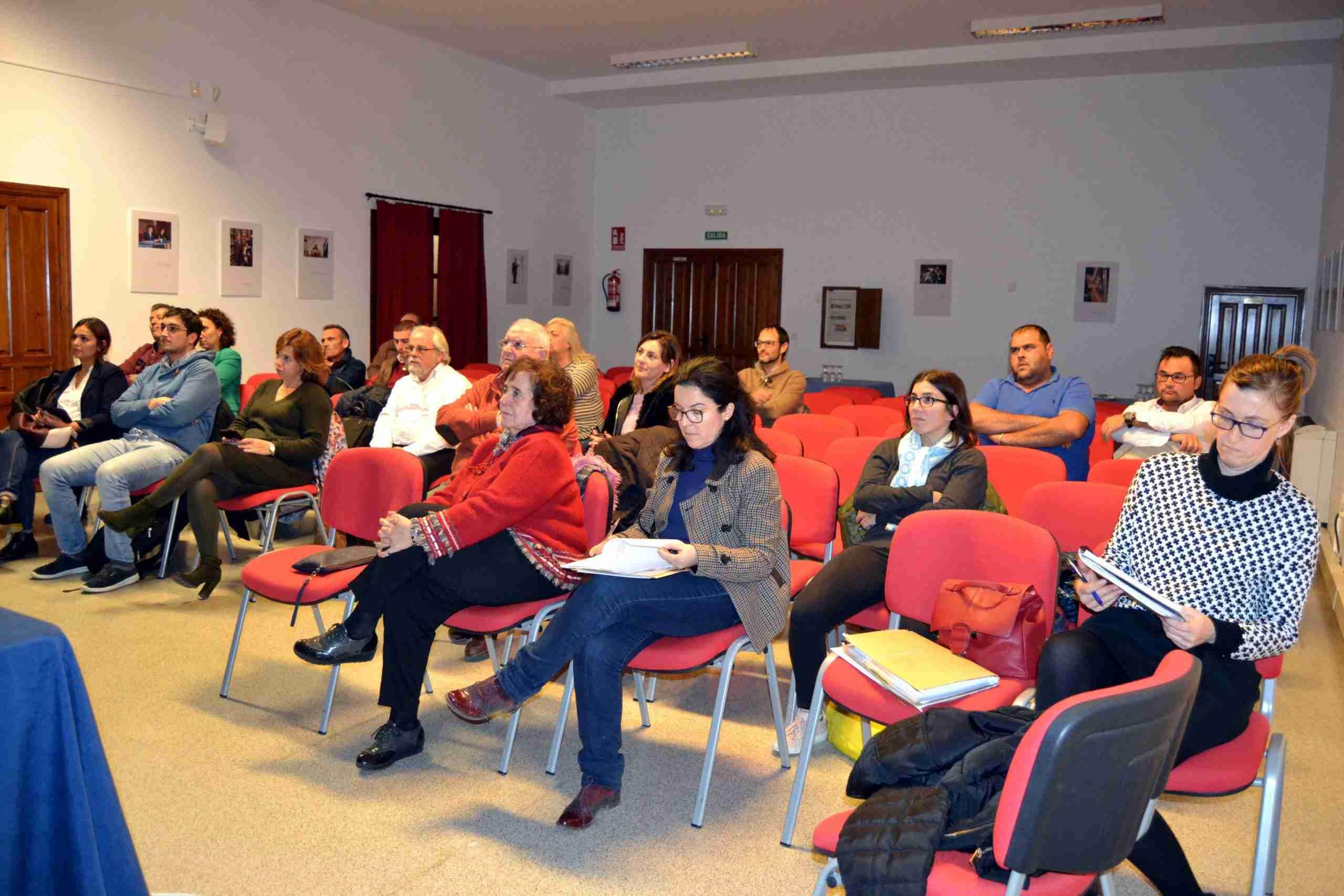 La Asamblea del Alto Guadiana Mancha hace balance de los proyectos tramitados y su estado de ejecución hasta la fecha 12