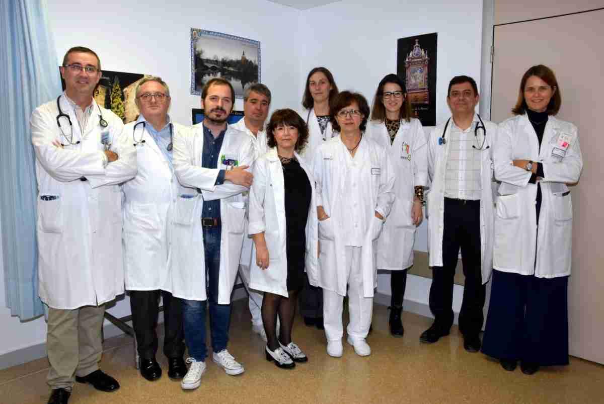 consulta monografica para enfermedades neuromusculares en hospital de talavera