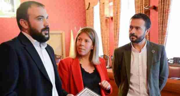 El Gobierno regional y el Ayuntamiento de Tomelloso, trabajan juntos en eficiencia energética 1