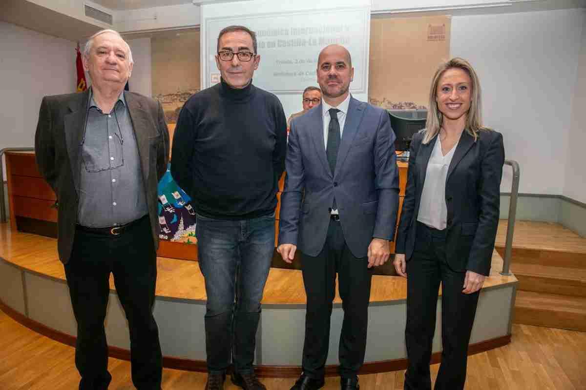 El Gobierno regional ayudará a medio centenar de empresas a expandir sus horizontes comerciales mediante acciones agrupadas 1