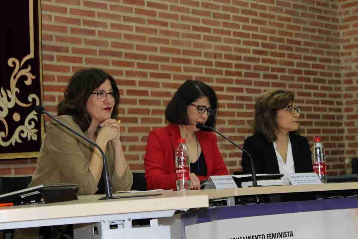 escuela de pensamiento feminista en albacete