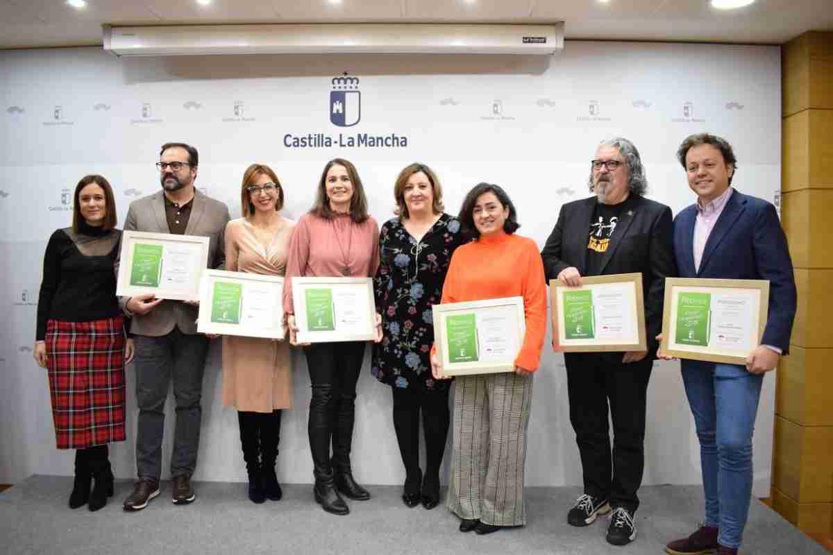 ganadores de los premios periodisticos de castilla la mancha
