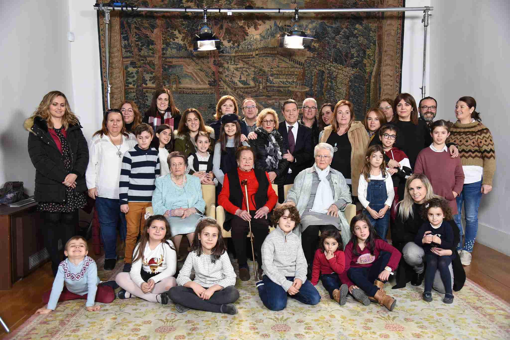 Mensaje de Navidad de García-Page y su reclamación a defender la unidad de España 3