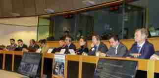 emiliano garcia page participa en el global food forum en bruselas