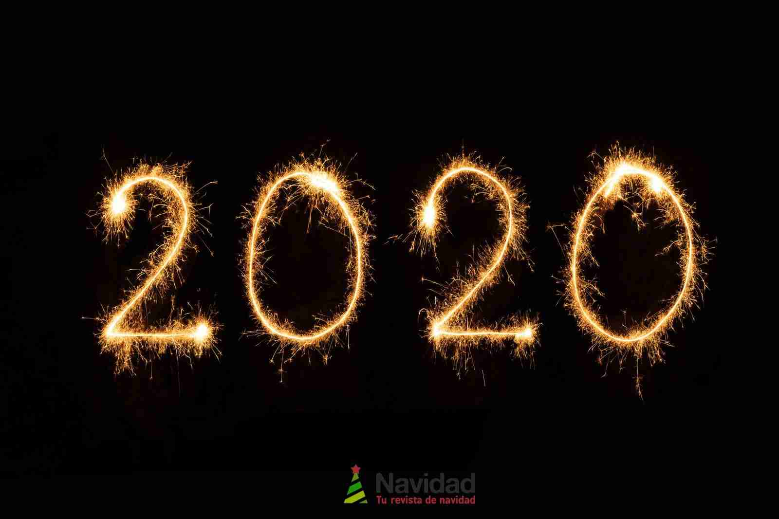 Alucinantes felicitaciones originales de Año Nuevo para Messenger 4