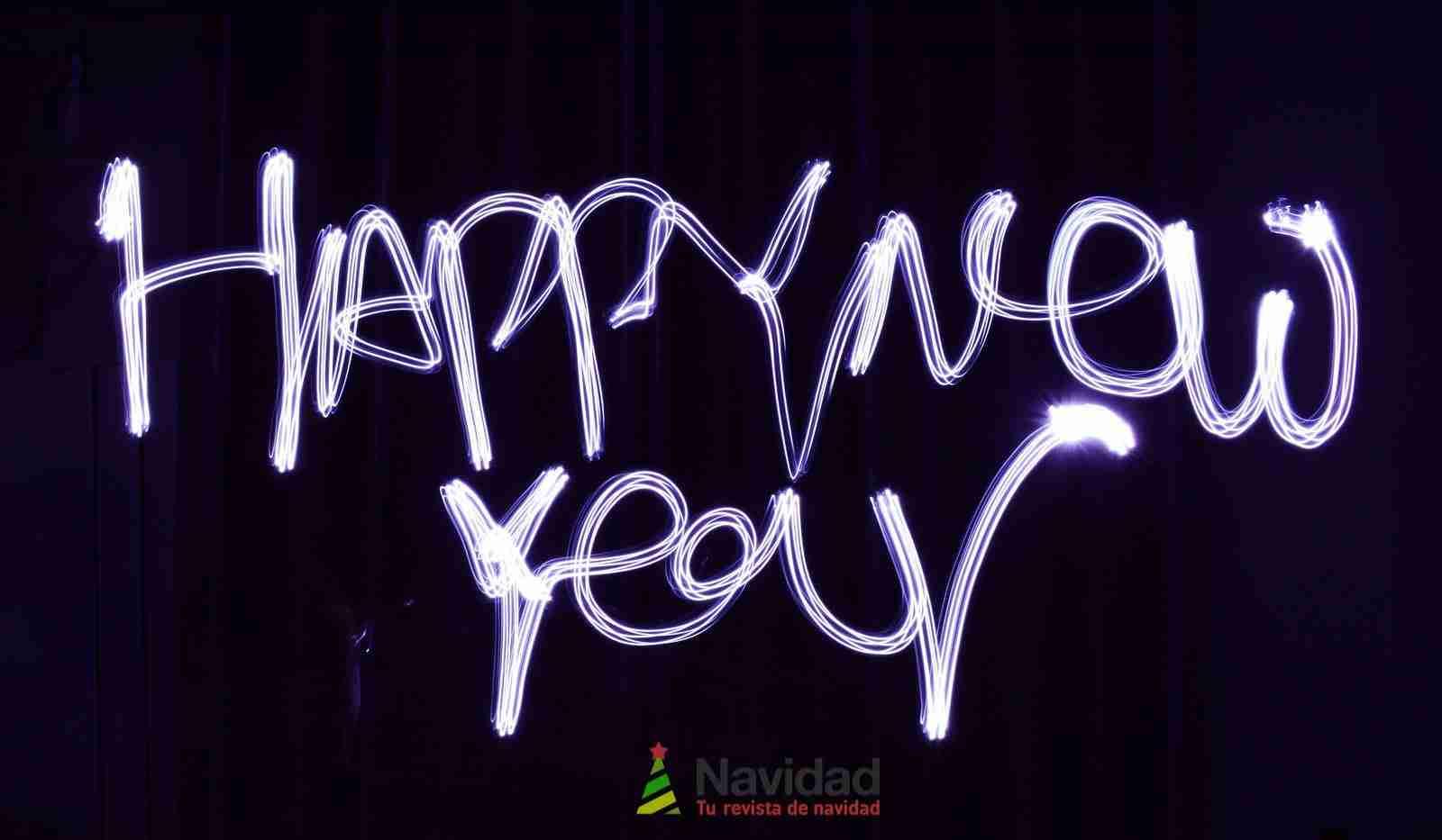 Alucinantes felicitaciones originales de Año Nuevo para Messenger 6