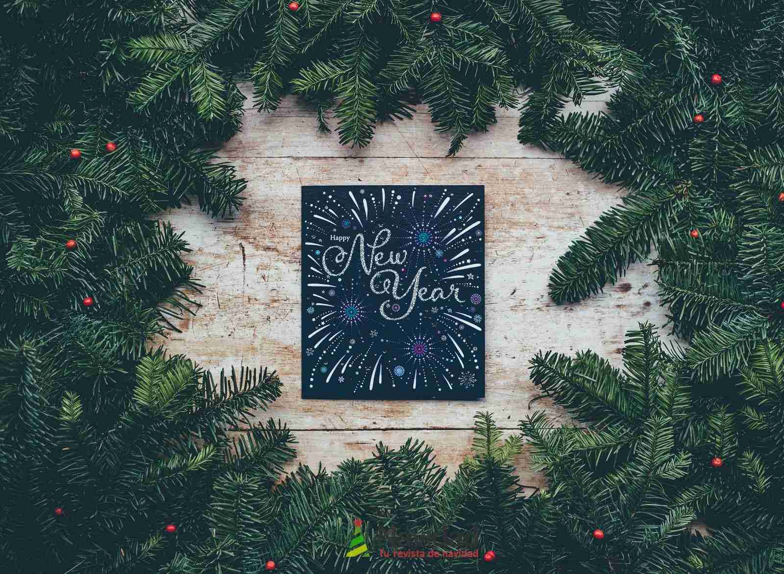 Alucinantes felicitaciones originales de Año Nuevo para Messenger 7