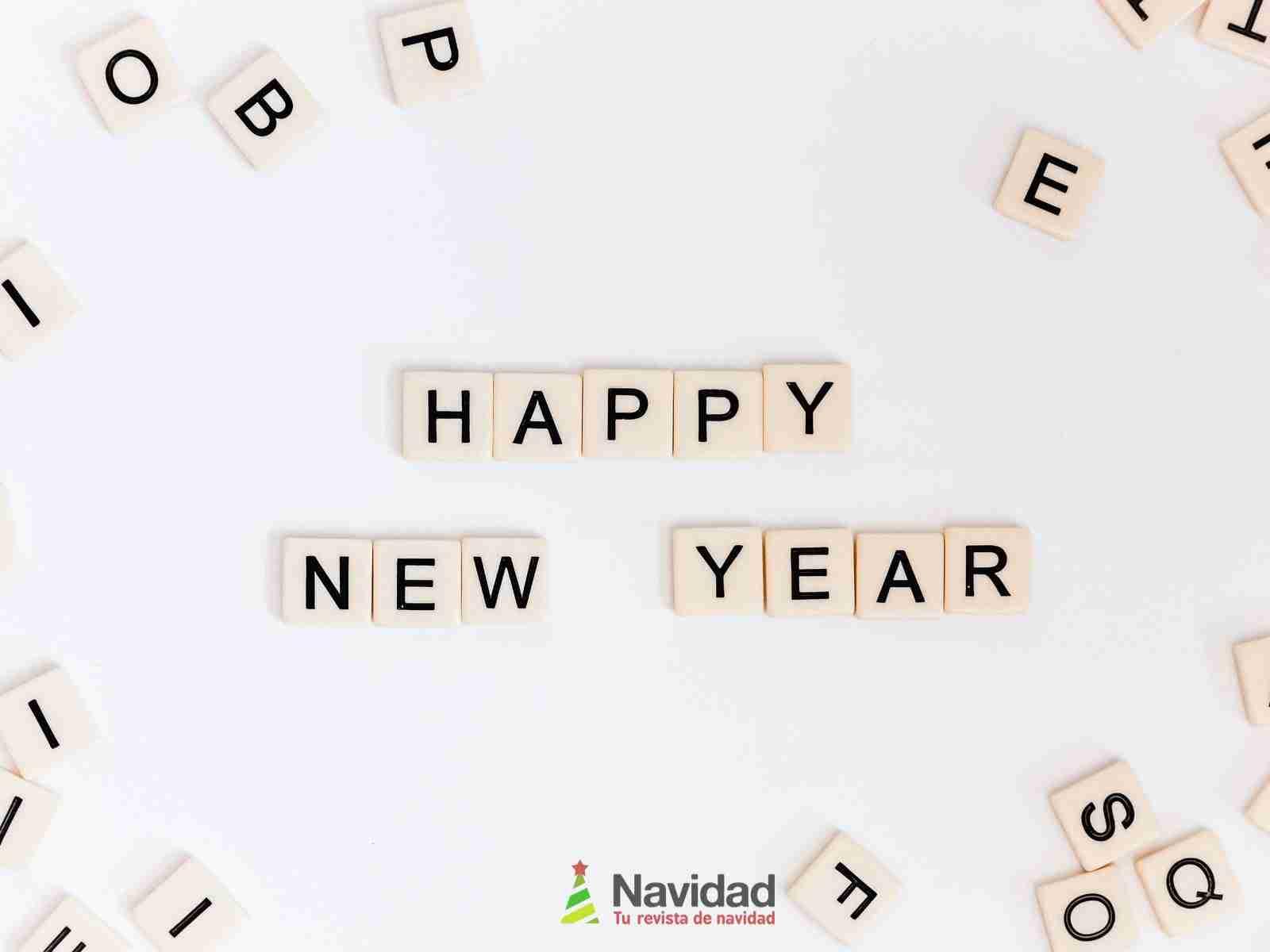 Alucinantes felicitaciones originales de Año Nuevo para Messenger 9