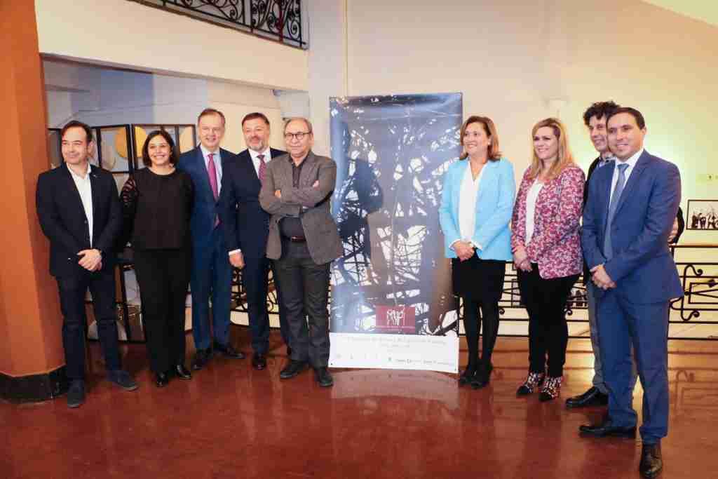El Gobierno regional muestra su compromiso con la Semana de la Música Religiosa y destaca la solidez del evento para Cuenca y el conjunto del Estado 1