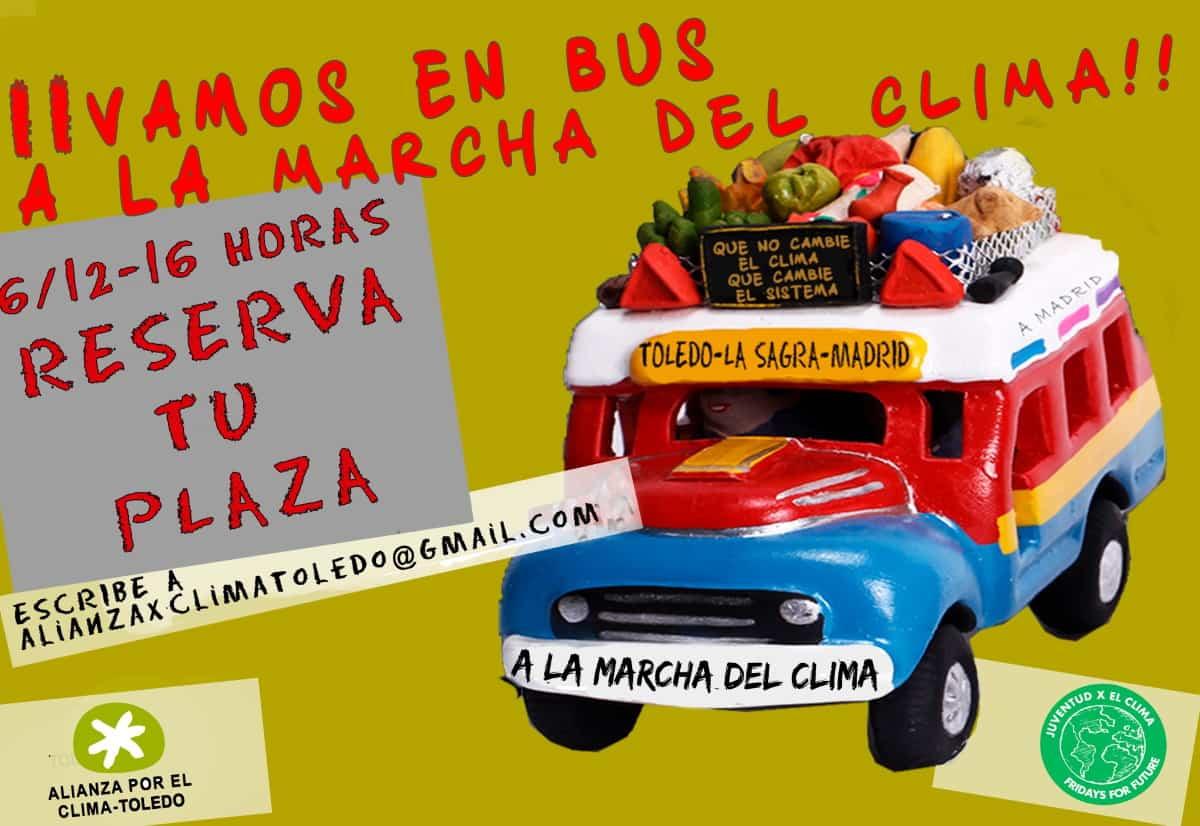 marcha por el clima 6 de diciembre en madrid